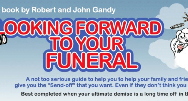 Looking forward to your funeral