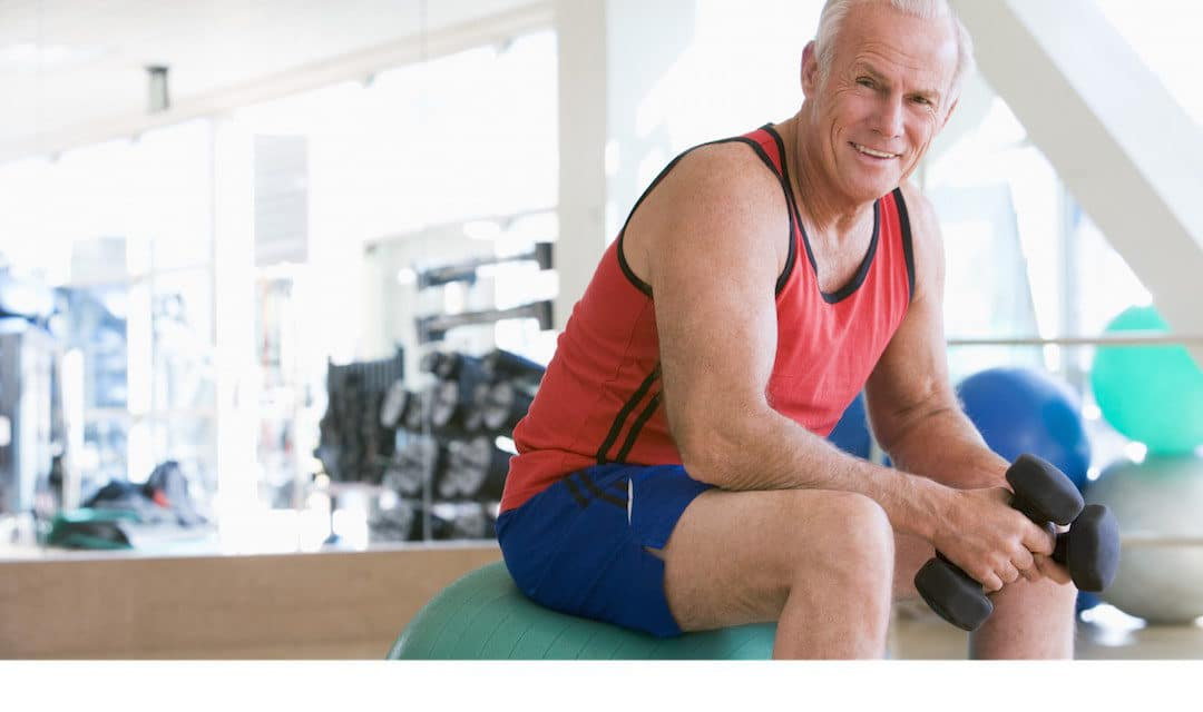 Why gyms are full of baby-boomers
