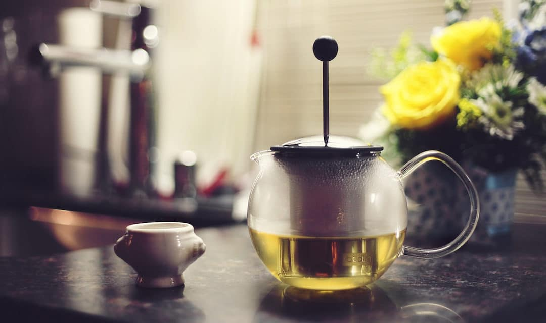 Remember to have a nice cup of tea