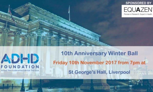 10th Anniversary Winter Ball – ADHD Foundation