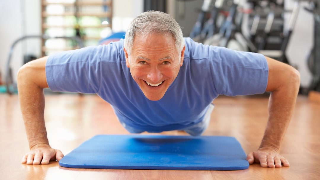 Ooh! Ouch! Oh! A 20-Minute Weight Training Workout for Seniors